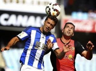 Real Sociedad 1-Almería 2. Jornada 4 Liga Española