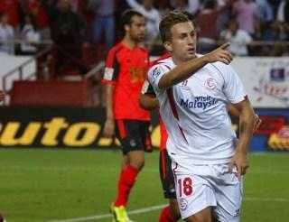 Sevilla 1-Real Sociedad 0. Jornada 5 Liga Española