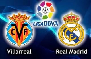 Alineación y la previa Villarreal-Real Madrid. Jornada 6