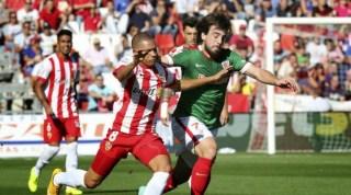 Almería 0-Athletic Bilbao 1. Jornada 9 Liga Española