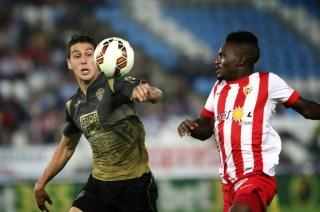 Almería 2-Elche 2. Jornada 7 Liga Española