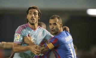 Celta Vigo 3-Levante 0. Jornada 9 Liga Española