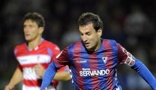 Éibar 1-Granada 1. Jornada 9 Liga Española
