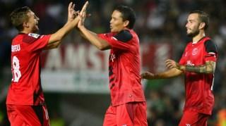 Elche 0-Sevilla 2. Jornada 8 Liga Española