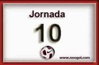 Partidos Jornada 10. Liga Española BBVA 2014