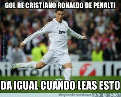 Los mejores memes del Real Madrid-Levante: Liga Española penaldo