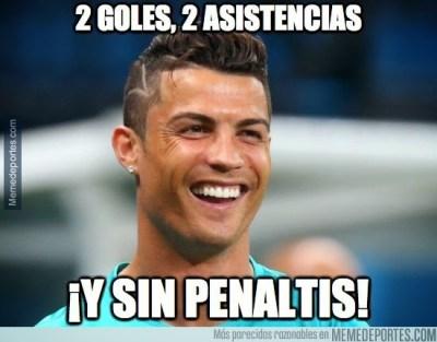 Los mejores memes del Real Madrid-Athletic Bilbao cristiano ronaldo penaldo