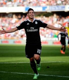 Granada 0-Real Madrid 4. Jornada 10 Liga Española