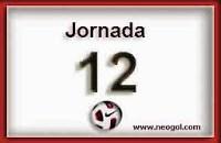 Partidos Jornada 12. Liga Española BBVA 2014