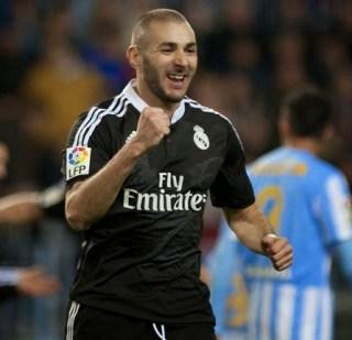 Málaga 1-Real Madrid 2. Jornada 13 Liga Española
