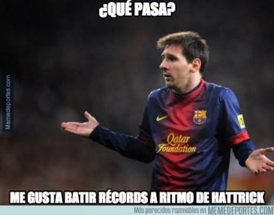 Los mejores memes del Apoel-Barcelona: Champions messi maximo goleador champions