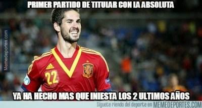 Los mejores memes de España-Bielorrusia: Euro 2016