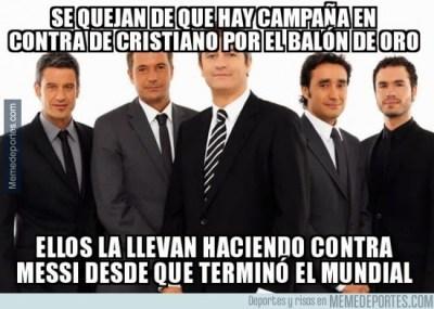 Los mejores memes del Málaga-Real Madrid: Liga Española balon oro