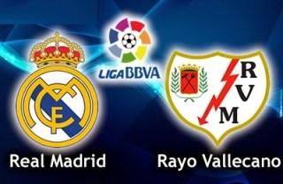 Alineación y la previa Real Madrid-Rayo Vallecano. Jornada 11