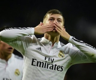 Real Madrid 5-Rayo Vallecano 1. Jornada 11 Liga Española