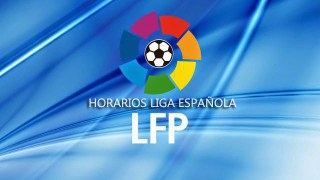 Horarios partidos domingo 7 diciembre: Jornada 14 Liga Española