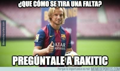 Los mejores memes del Huesca-Barcelona: Copa del Rey rakitic
