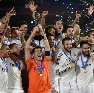 Las mejores imágenes del Real Madrid Campeón del Mundo