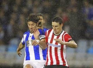 Real Sociedad 1-Athletic Bilbao 1. Jornada 15 Liga Española