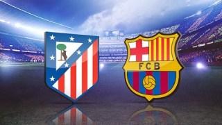 Alineación y la previa Atlético Madrid-Barcelona. Copa del Rey 2015