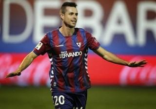 Éibar 2-Getafe 1. Jornada 18 Liga Española