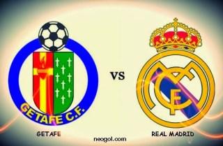 Alineación y la previa Getafe-Real Madrid. Jornada 19