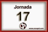 Partidos Jornada 17. Liga Española BBVA 2015