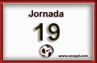 Partidos Jornada 19. Liga Española BBVA 2015
