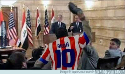 Los mejores memes del Atlético Madrid-Barcelona: Copa del Rey zapatazo arda turan