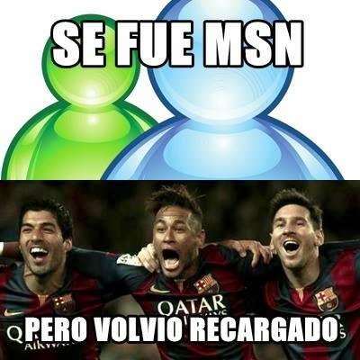 Los mejores memes del Barcelona-Atletico: Liga Española msn