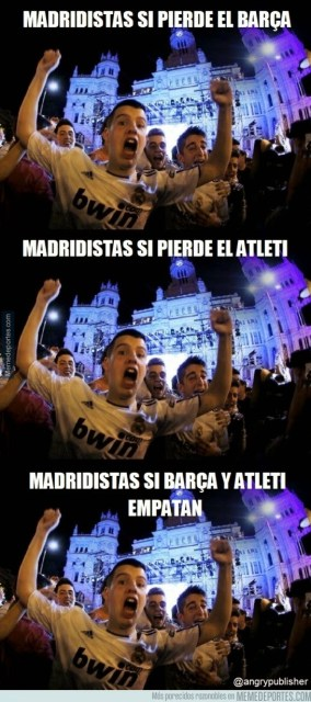 Los mejores memes del Barcelona-Atletico: Liga Española