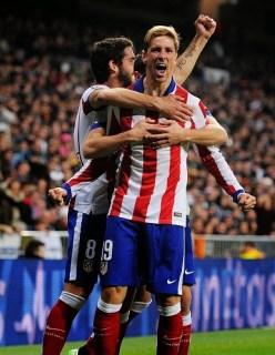 Real Madrid 2-Atlético Madrid 2. Octavos Copa del Rey (vuelta)