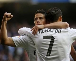 Real Madrid 3-Espanyol 0. Jornada 18 Liga Española