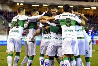 Éibar 0-Elche 1. Jornada 23 Liga Española