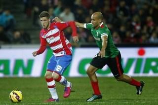 Granada 0-Athletic Bilbao 0. Jornada 23 Liga Española