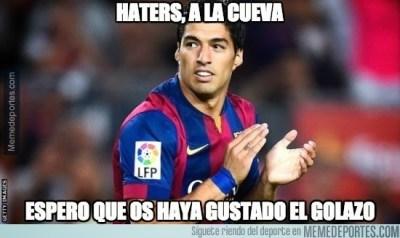 Los mejores memes del Athletic Bilbao-Barça. Liga Española suarez