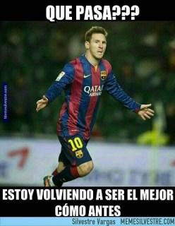 Los mejores memes del Barcelona-Villarreal: Copa del Rey messi