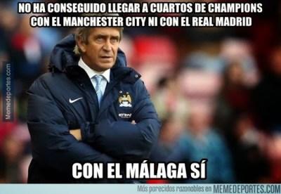 Los mejores memes del M. City-Barcelona: Champions pellegrini