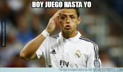 Los mejores memes del Real Madrid-Sevilla: Liga Española chicharito