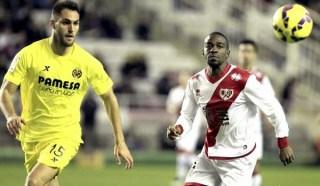 Rayo Vallecano 2-Villarreal 0. Jornada 23 Liga Española