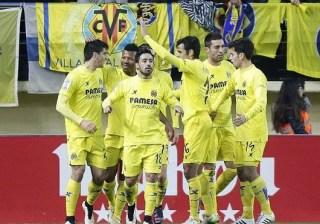 Villarreal 2-Granada 0. Jornada 22 Liga Española