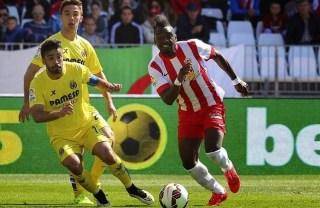 Almería 0-Villarreal 0. Jornada 27 Liga Española