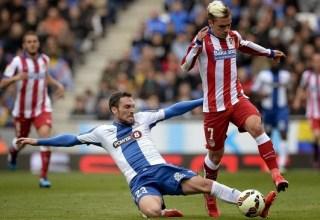 Espanyol 0-Atlético Madrid 0. Jornada 27 Liga Española