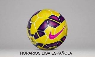 Horarios partidos sábado 14 marzo: Jornada 27 Liga Española
