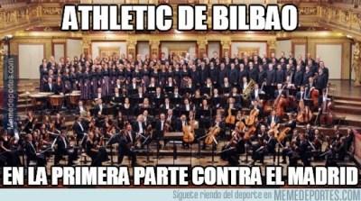 Los mejores memes del Athletic-Real Madrid: Liga Española