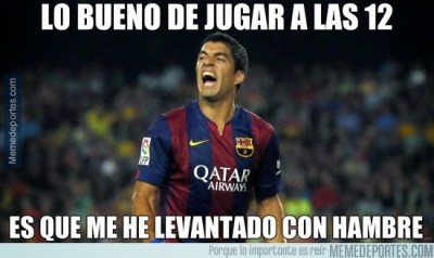 Los mejores memes del Barcelona-Rayo Vallecano: Copa del Rey suarez