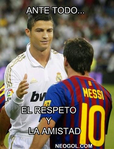Los mejores memes de la previa Barça-Real Madrid 2015