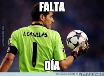 Los mejores memes de la previa Barça-Real Madrid CLASICO CASILLAS