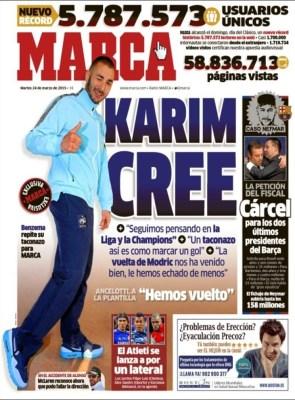 Portada Marca: Karim cree