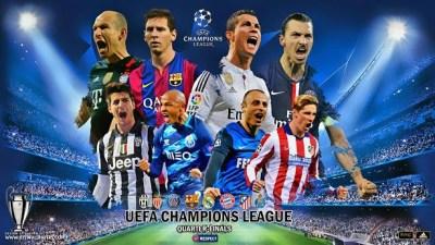 Cuartos Champions League 2015. Partidos de vuelta